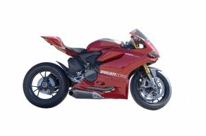 Ducati Corse Motorsiklet Araçlar Kanvas Tablo
