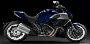 Ducati Diavel Motorsiklet-3 Araçlar Kanvas Tablo