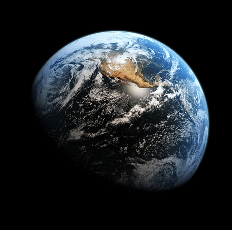 Dünya Kanvas Tablo