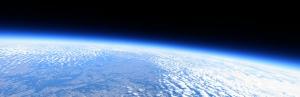 Dünya Panaromik Kanvas Tablo