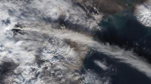 Dünyanın Uzaydan Görünüşü 4 Dünya & Uzay Kanvas Tablo