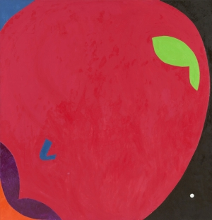 Elizabeth Murray Guney Kaliforniya Soyut Yağlı Boya Klasik Sanat Kanvas Tablo