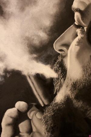 Ernesto Che Guevara Popüler Kültür Ünlü Yüzler Kanvas Tablo