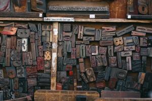 Eski Klişeler Fotoğraf Kanvas Tablo