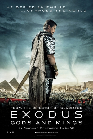 Exodus God And Kings Film Afişi Sinema Kanvas Tablo