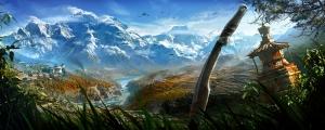Fantastik Doğa Manzarası Doğa Manzaraları Kanvas Tablo