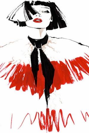 Fashion Moda-140 Sanatsal Modern Dekorasyon Kanvas Tabloları