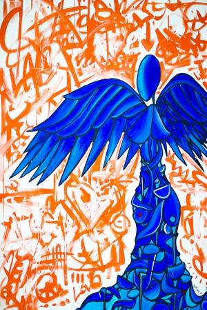 Fashion Moda-142 Sanatsal Modern Dekorasyon Kanvas Tabloları