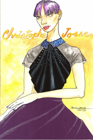 Fashion Moda-144 Sanatsal Modern Dekorasyon Kanvas Tabloları