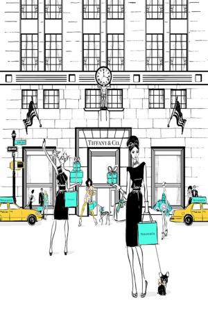 Fashion Moda-146 Sanatsal Modern Dekorasyon Kanvas Tabloları