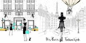 Fashion Moda-147 Sanatsal Modern Dekorasyon Kanvas Tabloları
