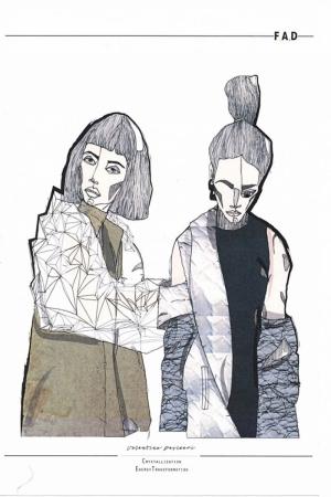 Fashion Moda-168 Sanatsal Modern Dekorasyon Kanvas Tabloları