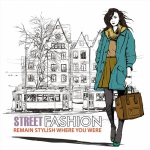 Fashion Moda-169 Sanatsal Modern Dekorasyon Kanvas Tabloları