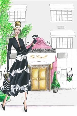 Fashion Moda-177 Sanatsal Modern Dekorasyon Kanvas Tabloları