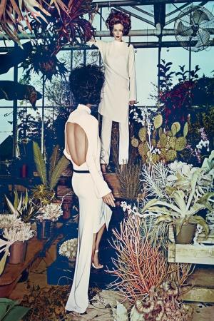 Fashion Moda-201  Sanatsal Modern Dekorasyon Kanvas Tabloları