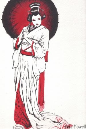 Fashion Moda-207 İllustrasyon Çizim Sanatsal Modern Dekorasyon Kanvas Tabloları