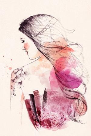 Fashion Moda-22 Sanatsal Modern Dekorasyon Kanvas Tabloları