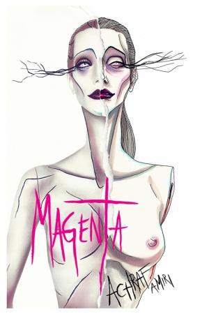 Fashion Moda-271 İllustrasyon Çizim Sanatsal Modern Dekorasyon Kanvas Tabloları