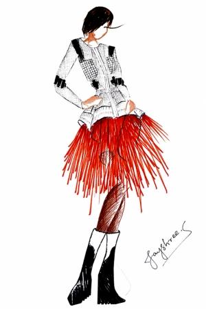 Fashion Moda-29 Sanatsal Modern Dekorasyon Kanvas Tabloları