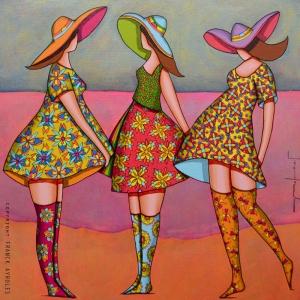 Fashion Moda-30 Sanatsal Modern Dekorasyon Kanvas Tabloları