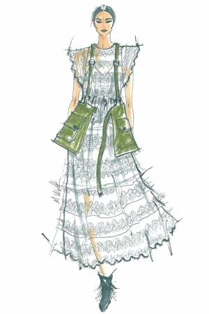 Fashion Moda-50 Sanatsal Modern Dekorasyon Kanvas Tabloları