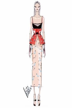 Fashion Moda-55 Sanatsal Modern Dekorasyon Kanvas Tabloları