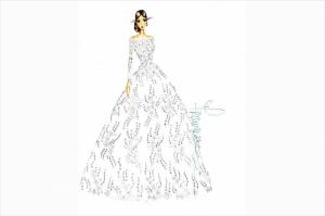 Fashion Moda-57 Sanatsal Modern Dekorasyon Kanvas Tabloları