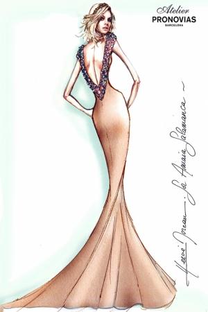 Fashion Moda-59 Sanatsal Modern Dekorasyon Kanvas Tabloları