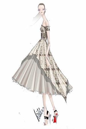 Fashion Moda-61 Sanatsal Modern Dekorasyon Kanvas Tabloları