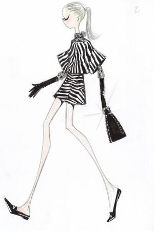Fashion Moda-64 Sanatsal Modern Dekorasyon Kanvas Tabloları