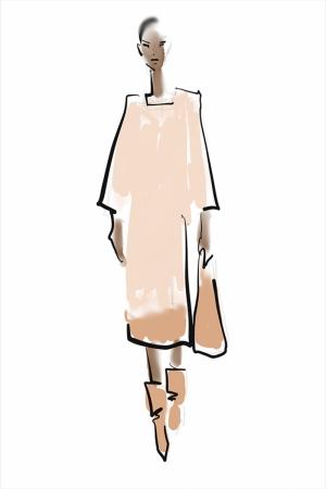 Fashion Moda-67 Sanatsal Modern Dekorasyon Kanvas Tabloları