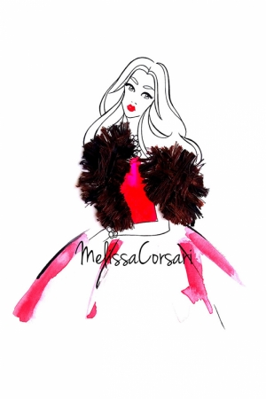 Fashion Moda-73 Sanatsal Modern Dekorasyon Kanvas Tabloları