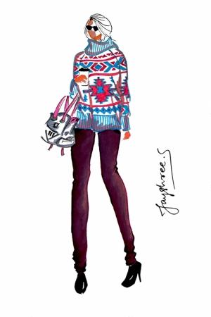 Fashion Moda-75 Sanatsal Modern Dekorasyon Kanvas Tabloları