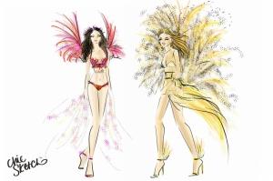 Fashion Moda-79 Sanatsal Modern Dekorasyon Kanvas Tabloları