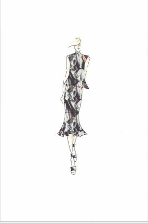 Fashion Moda-80 Sanatsal Modern Dekorasyon Kanvas Tabloları