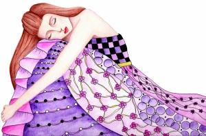 Fashion Moda-83 Sanatsal Modern Dekorasyon Kanvas Tabloları