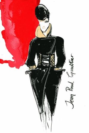 Fashion Moda-89 Sanatsal Modern Dekorasyon Kanvas Tabloları