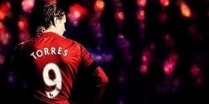 Fernando Torres Liverpool Afiş Poster Futbol Spor Kanvas Tablo