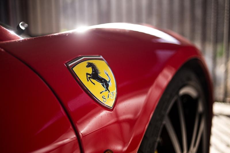 Ferrari 458 Otomobil 2 Araçlar Kanvas Tablo