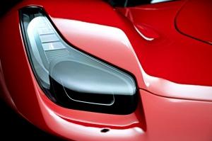 Ferrari Enzo Araçlar Kanvas Tablo