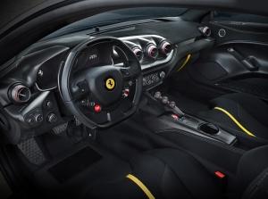Ferrari Kokpit Otomobil Araçlar Kanvas Tablo