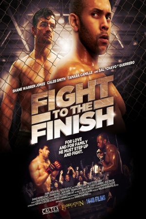 Fight To The Finish Sinema Kanvas Tablo