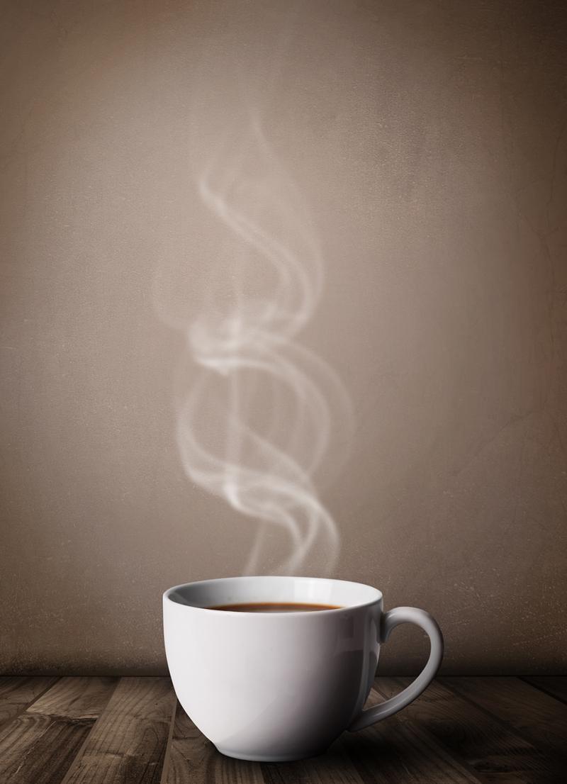 Fincan Kahve Lezzetler Kanvas Tablo