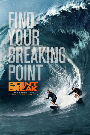 Find Your Point Break Film Afişi Sinema Kanvas Tablo