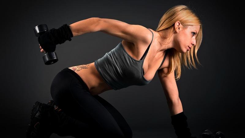 Fitness 4 Spor Kanvas Tablo