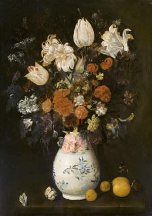 Flowers İn A 1654