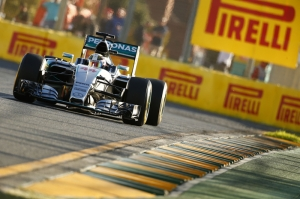 Formula 1 Mercedes Otomobil 2 Araçlar Kanvas Tablo