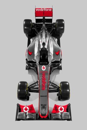 Formula 1 Mercedes Otomobil Araçlar Kanvas Tablo