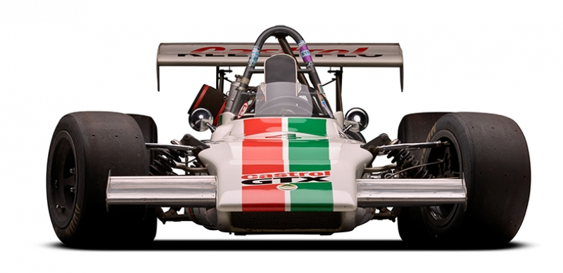 Formula Araba Kanvas Tablo