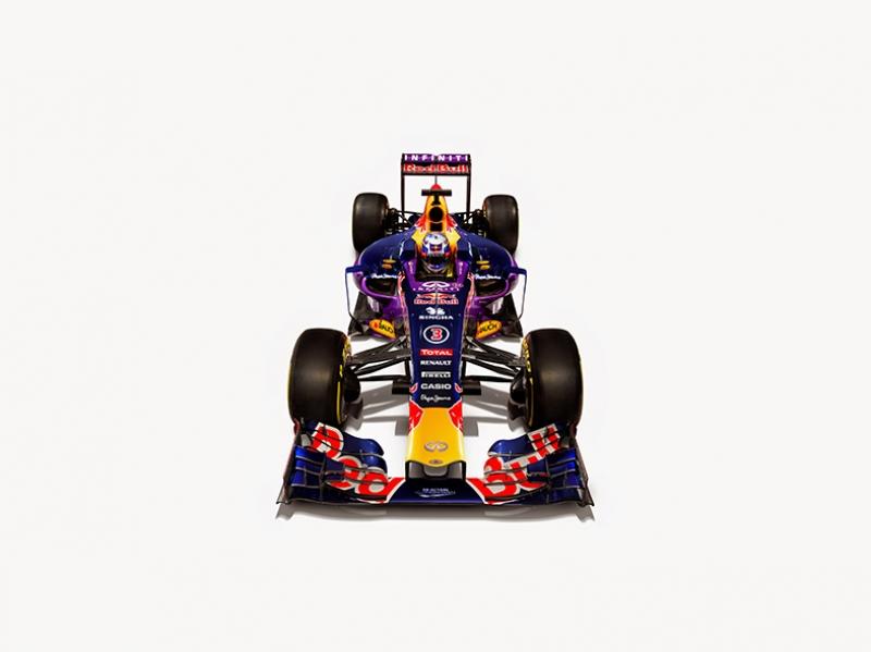 Formula Redbull Otomobil Yarış Spor Kanvas Tablo